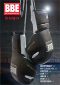 BBE Boxing Equipment Brochure 2007
