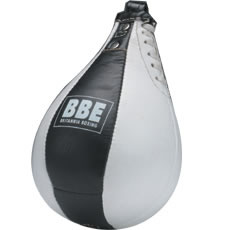 <h4>BBE Leather Speedball</h4>