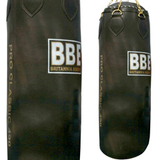 <h4>BBE Ultimate Professional (chains not included)4ft Heavy Duty Punchbag - Excluding chains</h4>