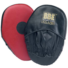 <h4>BBE Leather Hook & Jab Pads</h4>