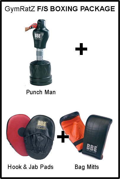FREE STANDING BOXING PACKAGE