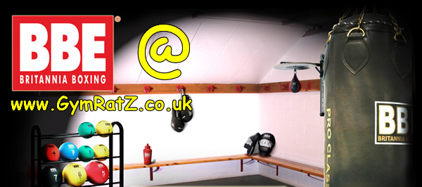 Gym RatZ - (BBE Boxing Equipment UK)
